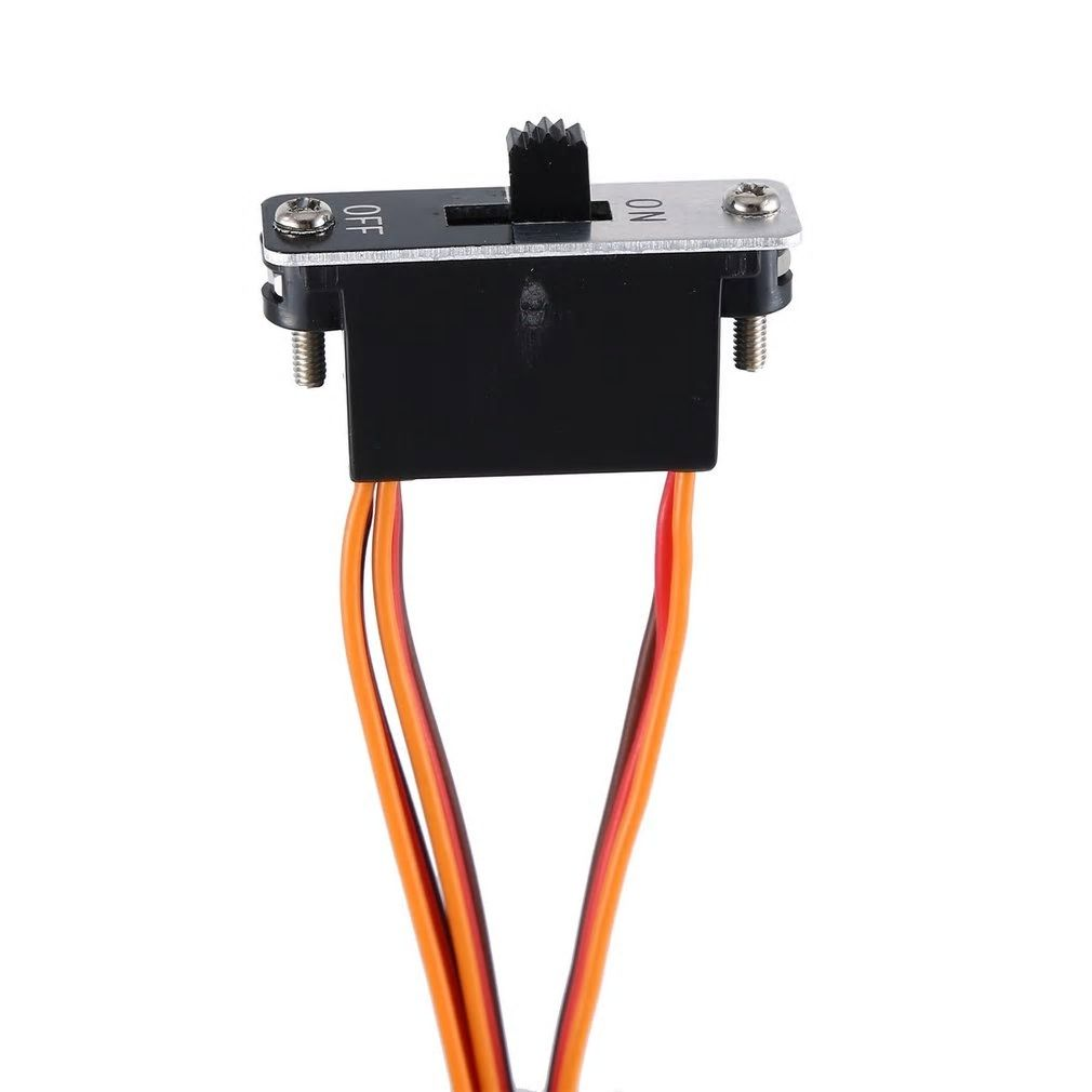 JR On/Off Switch Harness with Ali Face Plate